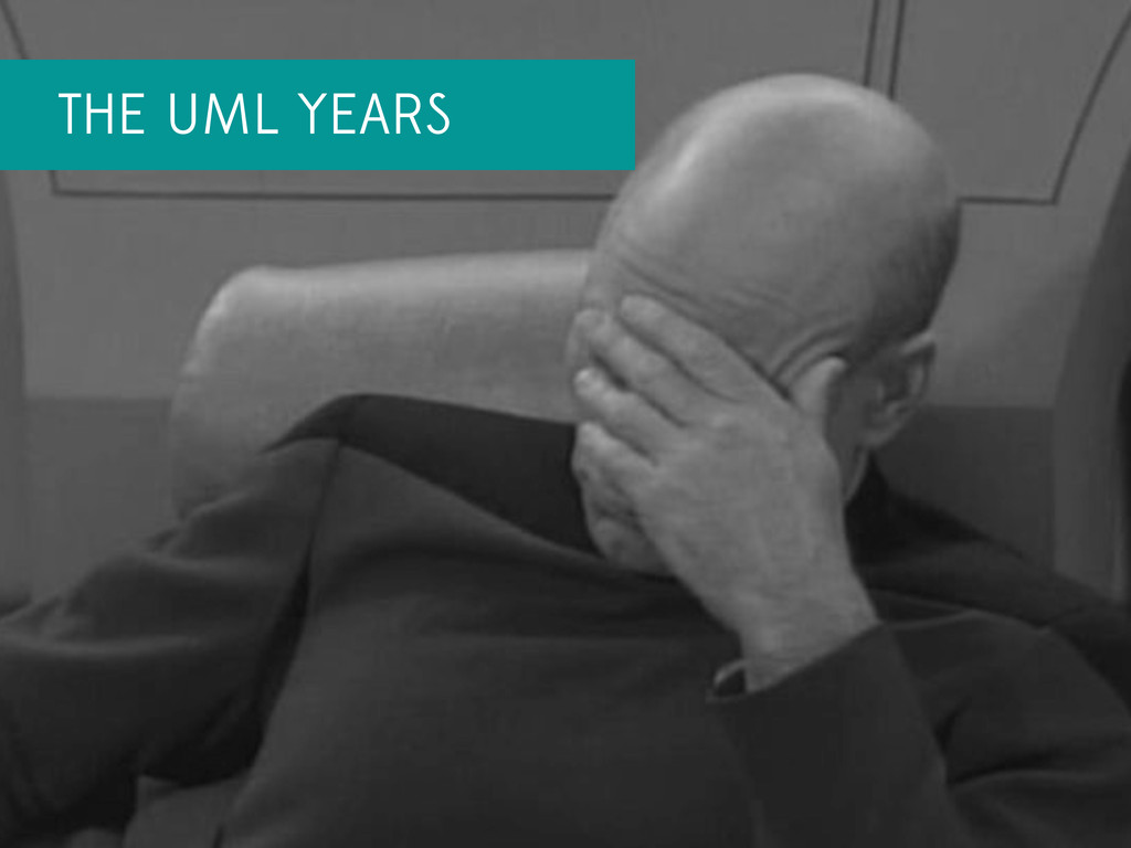 THE UML YEARS