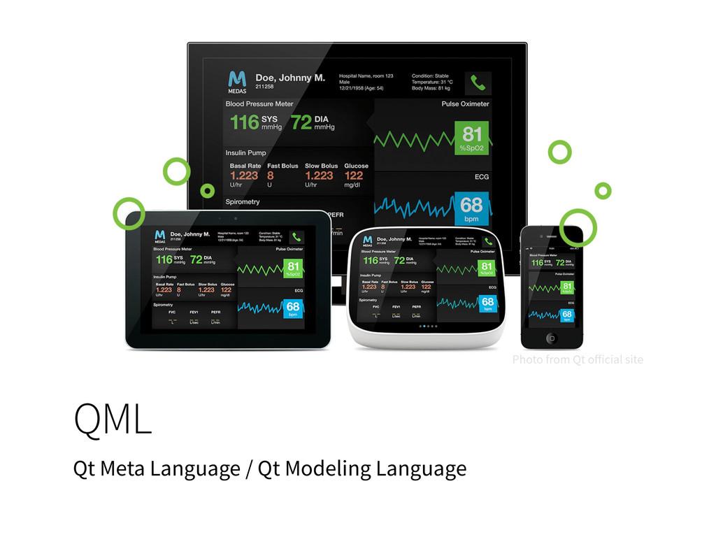 QML Qt Meta Language / Qt Modeling Language 1IP...