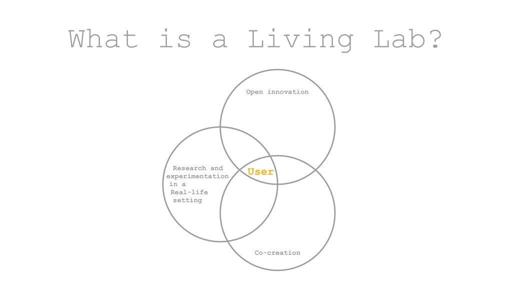 What is a Living Lab? Co-creation Research and ...