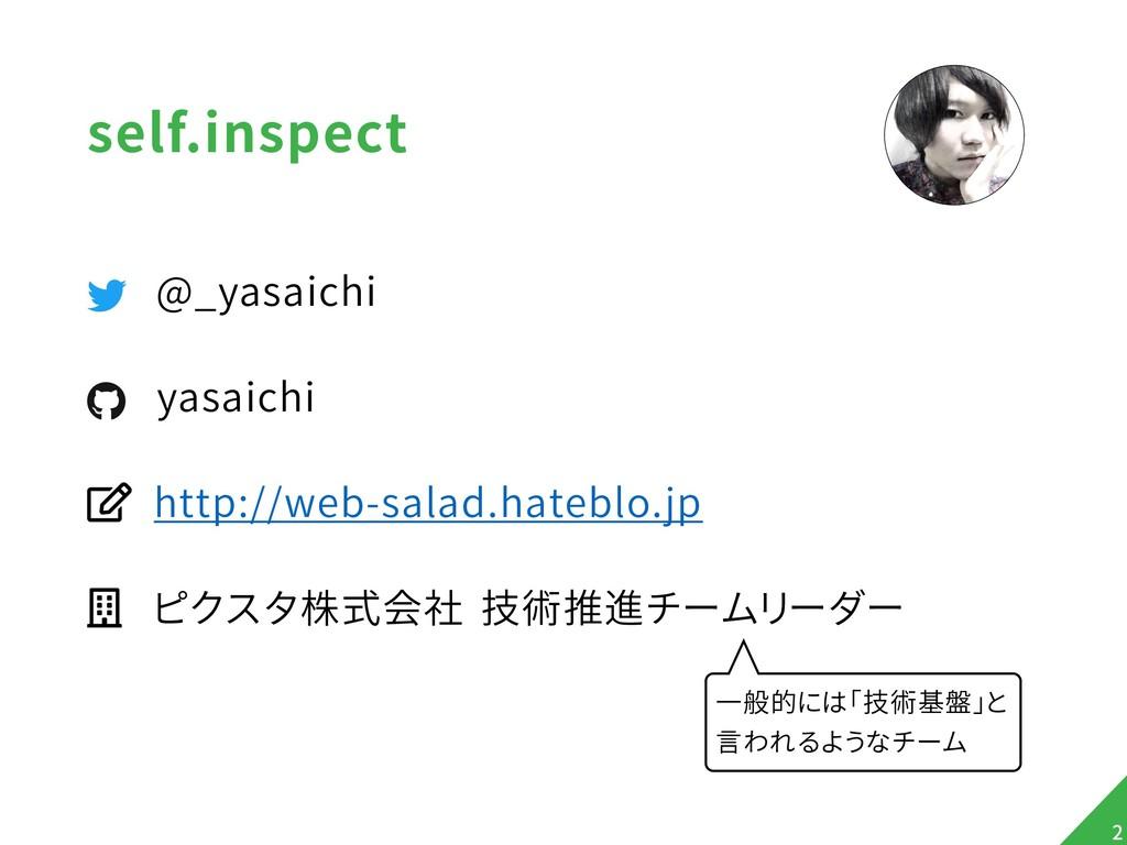 self.inspect @_yasaichi yasaichi http://web-sal...