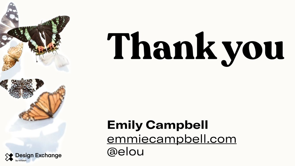 Thank you emmiecampbell.com