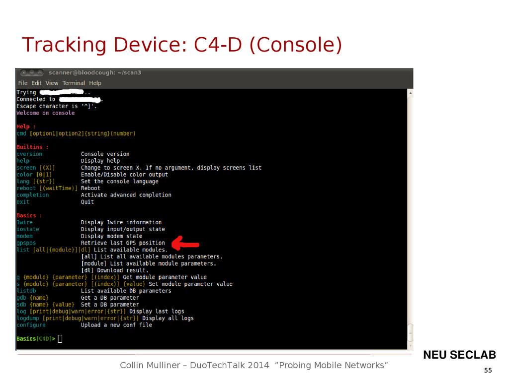 """55 Collin Mulliner – DuoTechTalk 2014 """"Probing ..."""