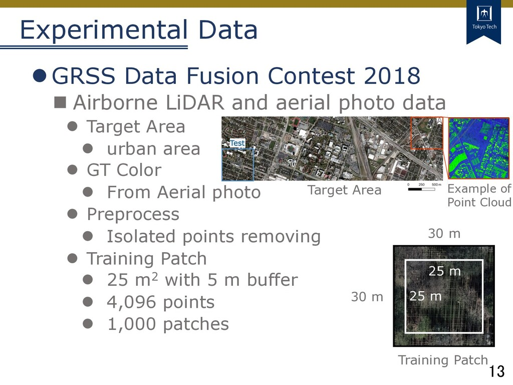 13 Tokyo Tech Experimental Data lGRSS Data Fusi...