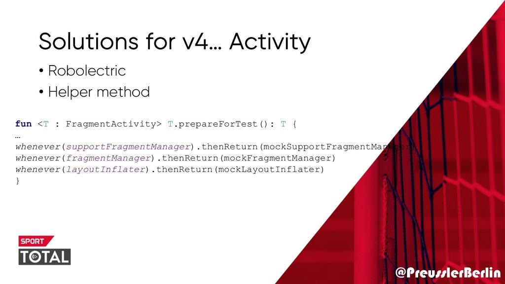 @PreusslerBerlin Solutions for v4… Activity • R...