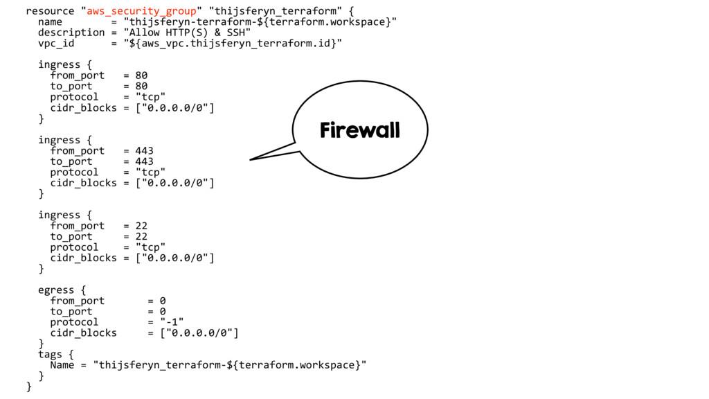 "resource ""aws_security_group"" ""thijsferyn_terra..."