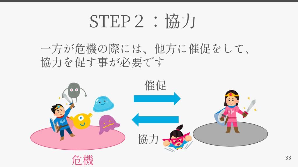 33 STEP