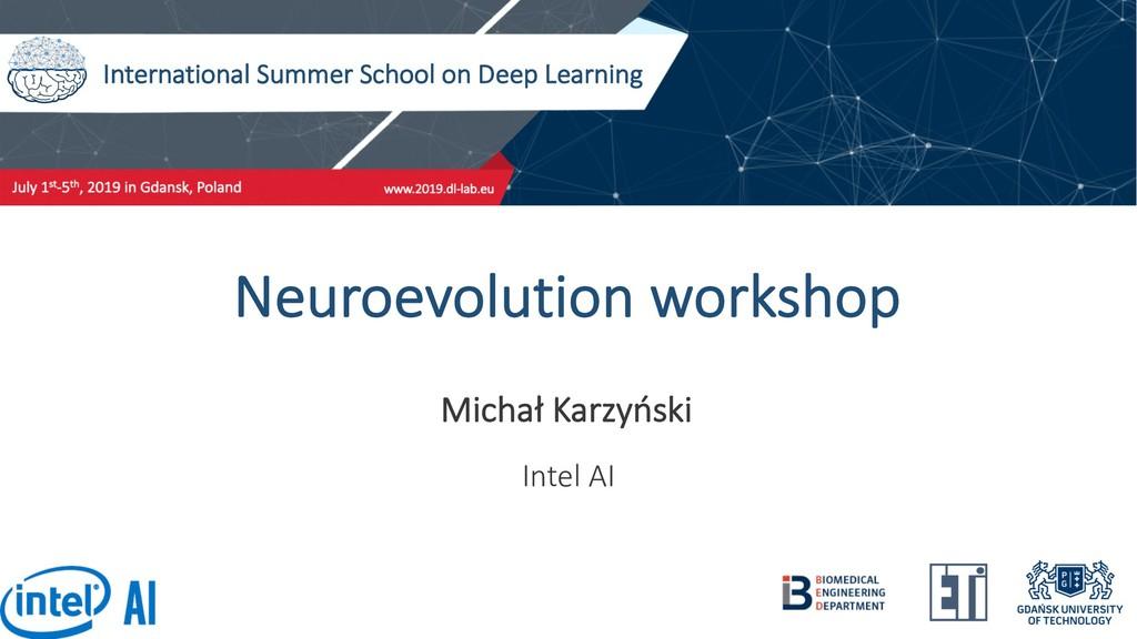International Summer School on Deep Learning Ne...