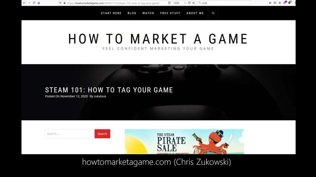 howtomarketagame.com (Chris Zukowski)