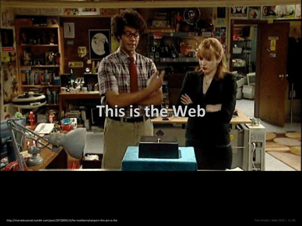 This is the Web http://marvelousmatt.tumblr.com...