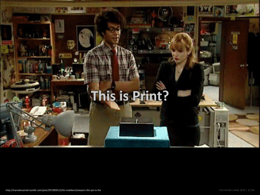 This is Print? http://marvelousmatt.tumblr.com/...