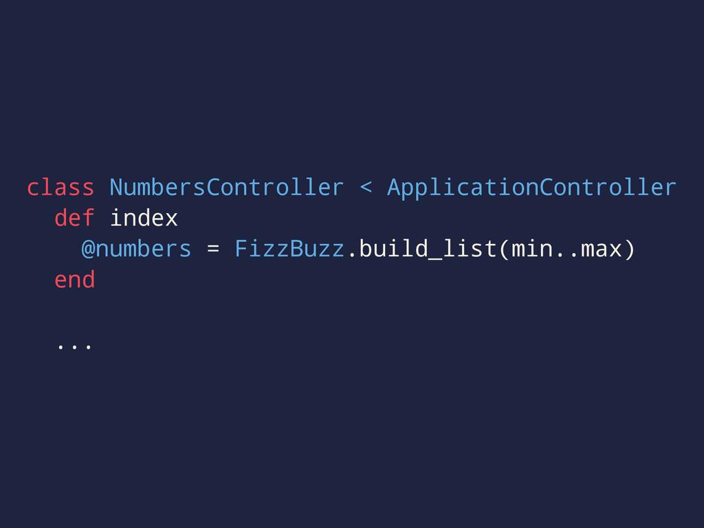 class NumbersController < ApplicationController...