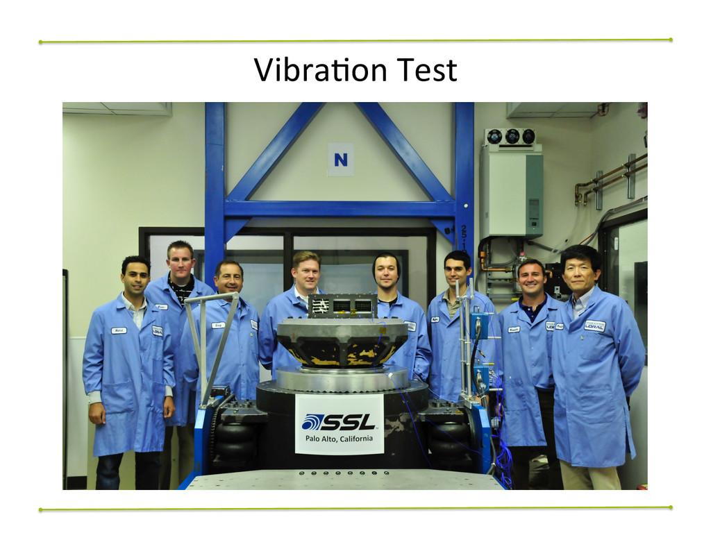 VibraNon Test