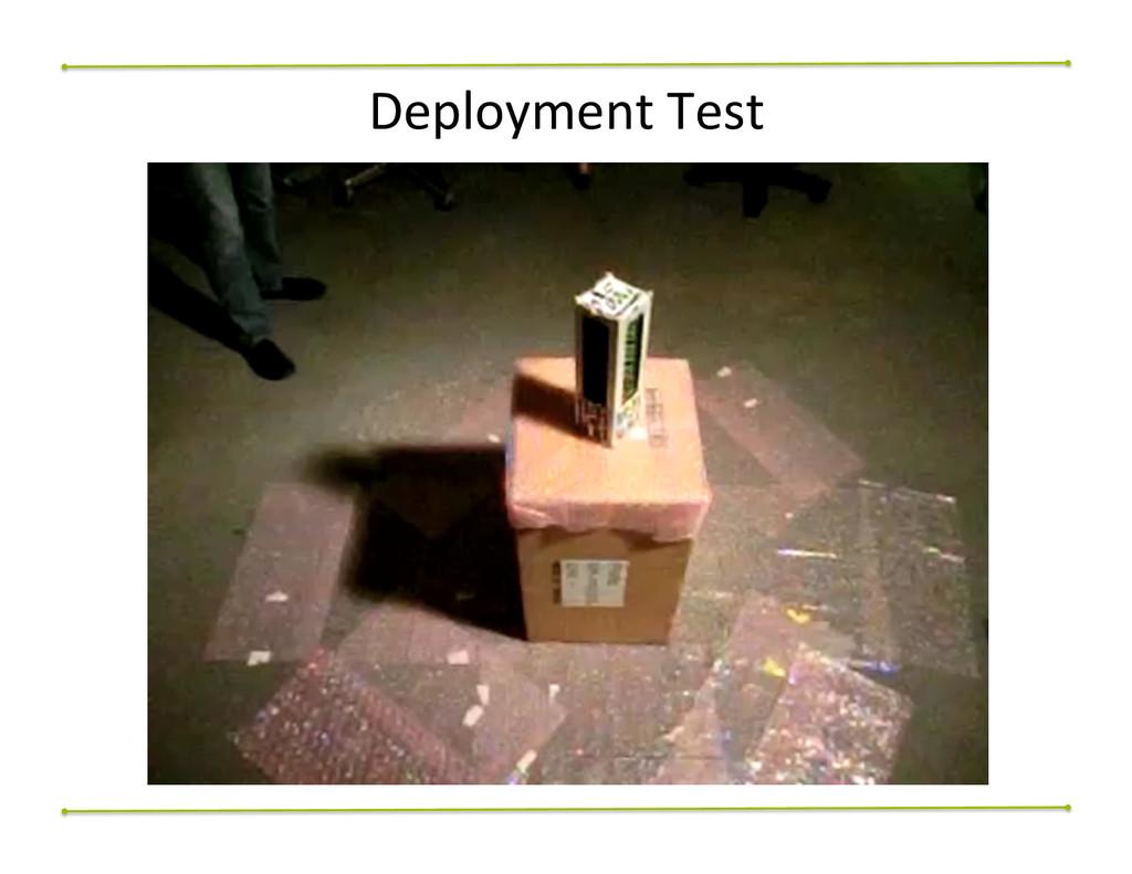Deployment Test
