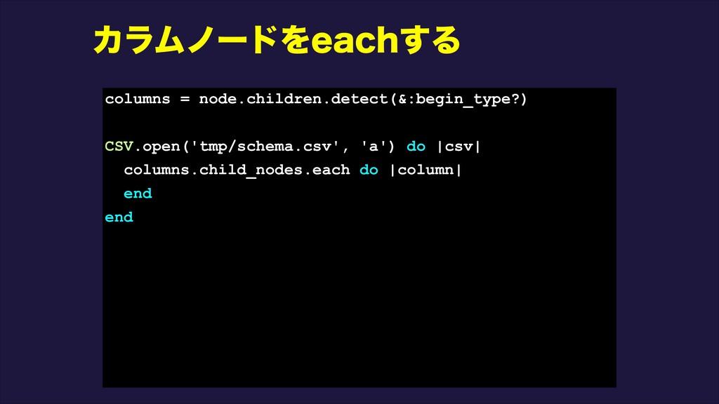ΧϥϜϊʔυΛFBDI͢Δ columns = node.children.detect(&:...