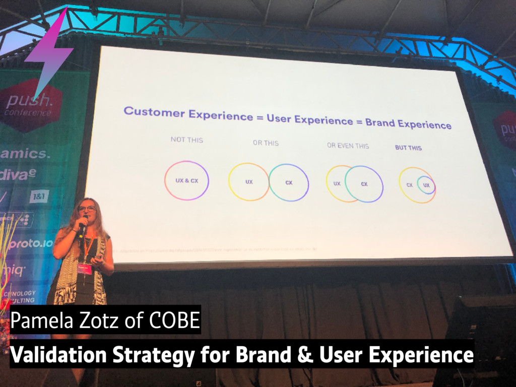 Pamela Zotz of COBE Validation Strategy for Bra...