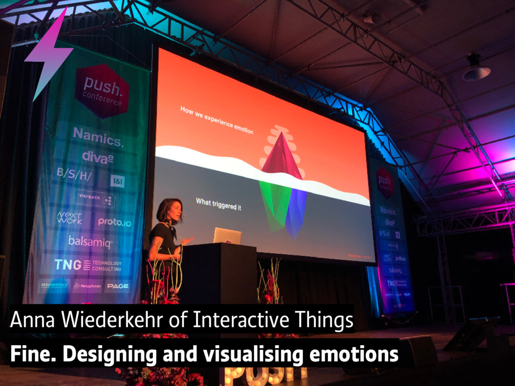 Anna Wiederkehr of Interactive Things Fine. Des...