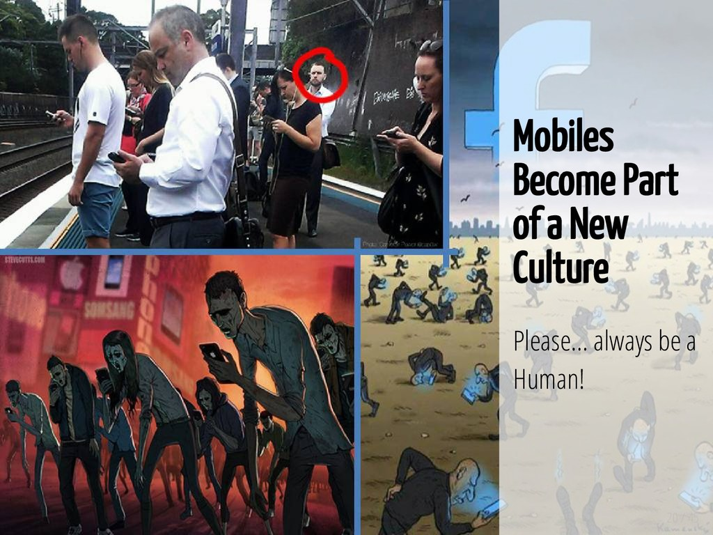20 / 45 Mobiles Become Part of a New Culture Pl...