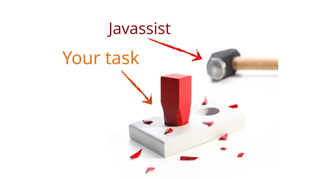 Your task Javassist