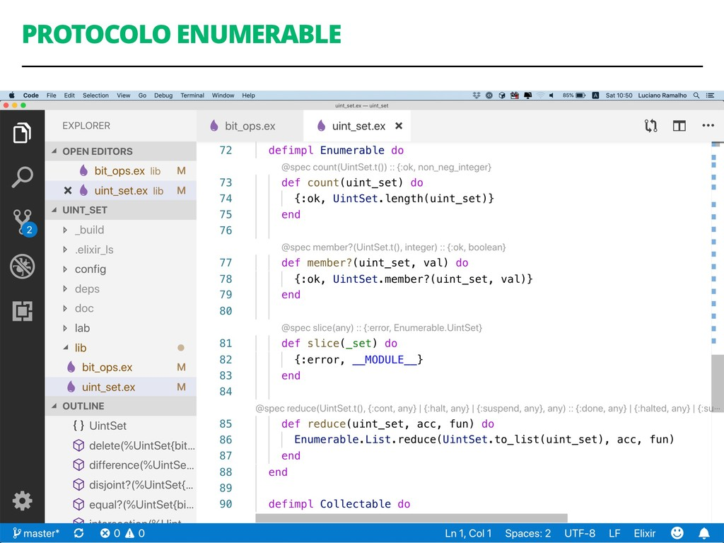 PROTOCOLO ENUMERABLE 72