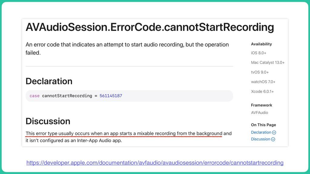 https://developer.apple.com/documentation/avfau...