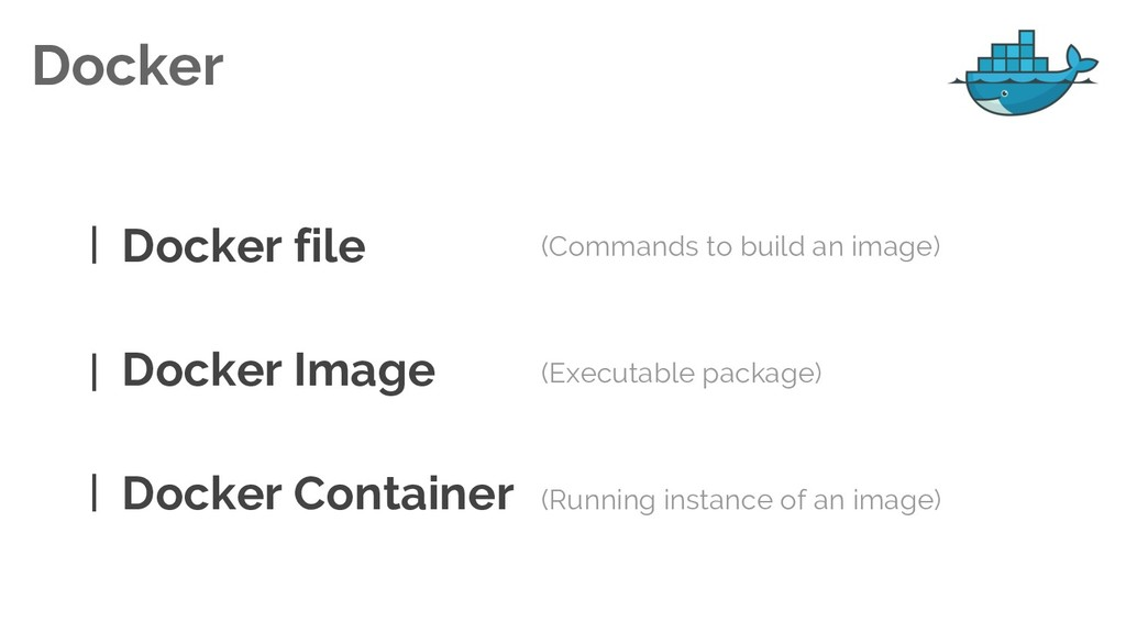 Docker (Commands to build an image) (Executable...