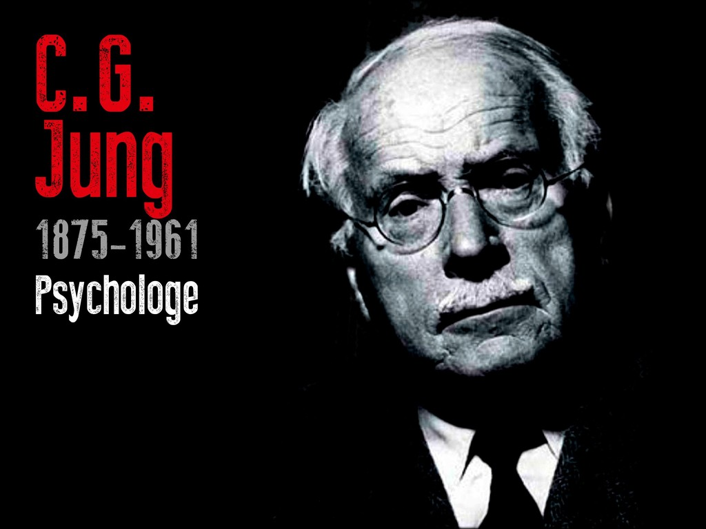 C.G. Jung 1875-1961 Psychologe