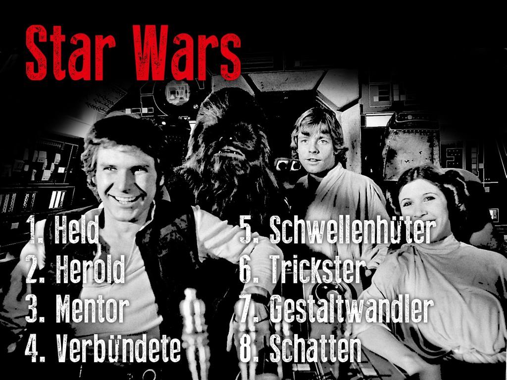 Star Wars 1. Held   5. Schwellenhüter 2...