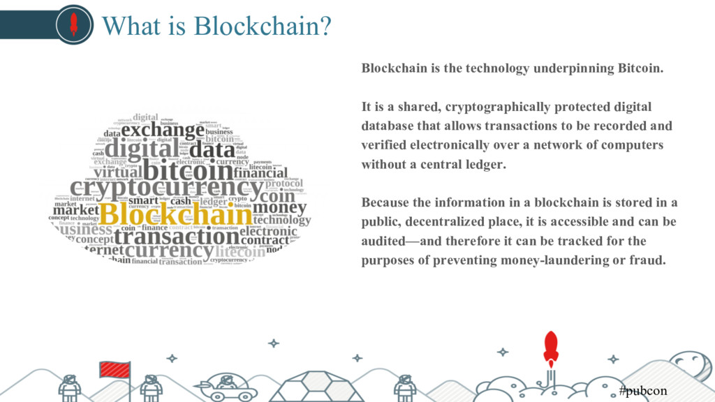 What is Blockchain? Blockchain is the technolog...