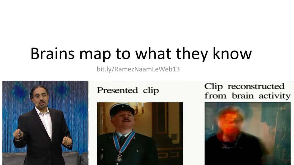 Brains map to what they know bit.ly/RamezNaamLe...