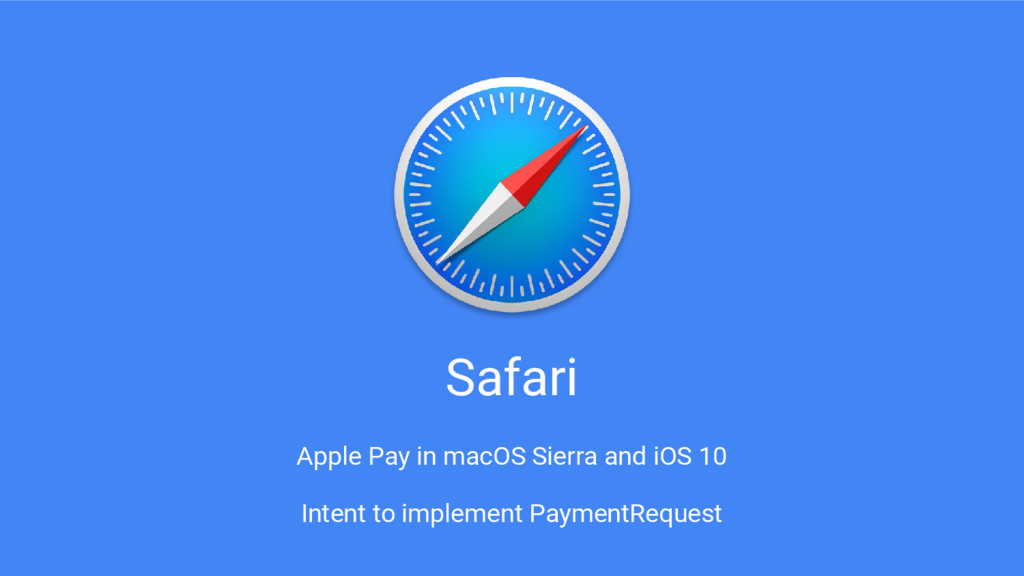 Safari Apple Pay in macOS Sierra and iOS 10 Int...