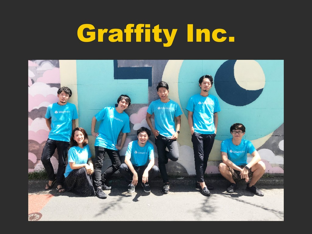 Graffity Inc.