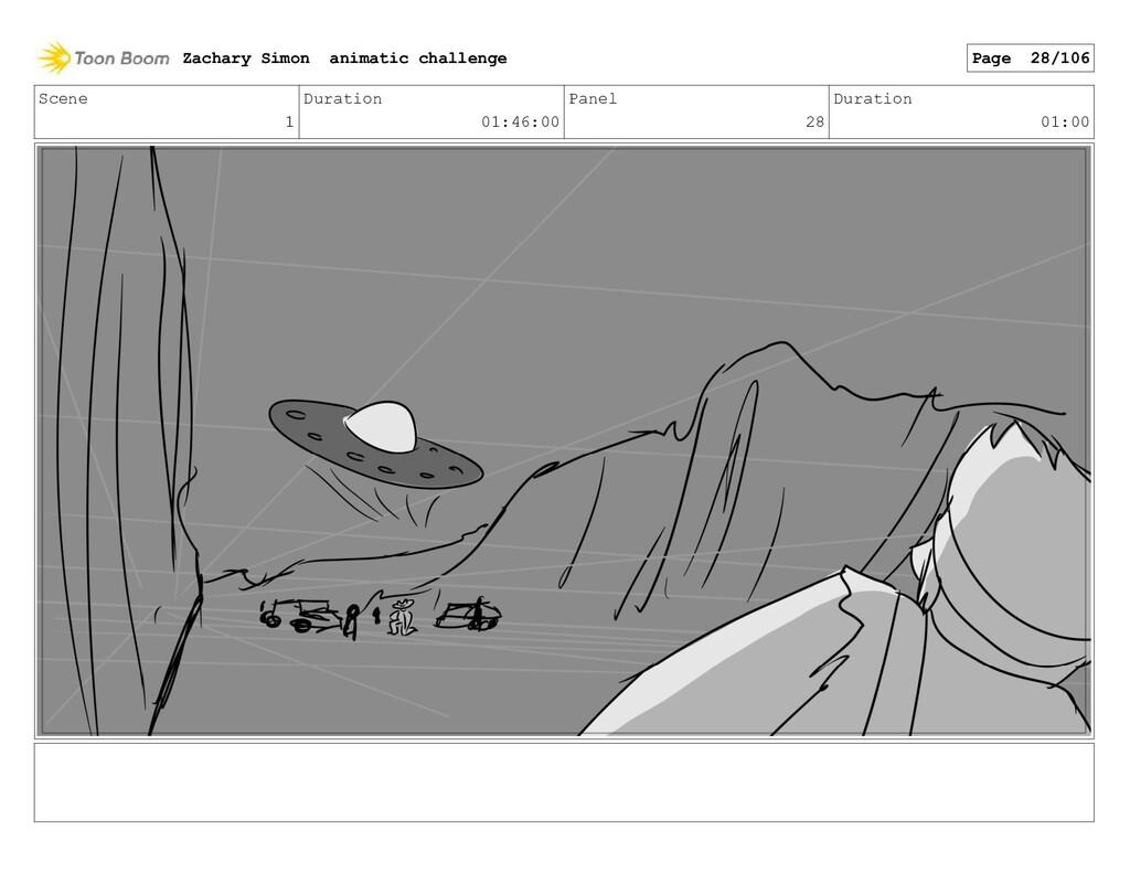 Scene 1 Duration 01:46:00 Panel 28 Duration 01:...