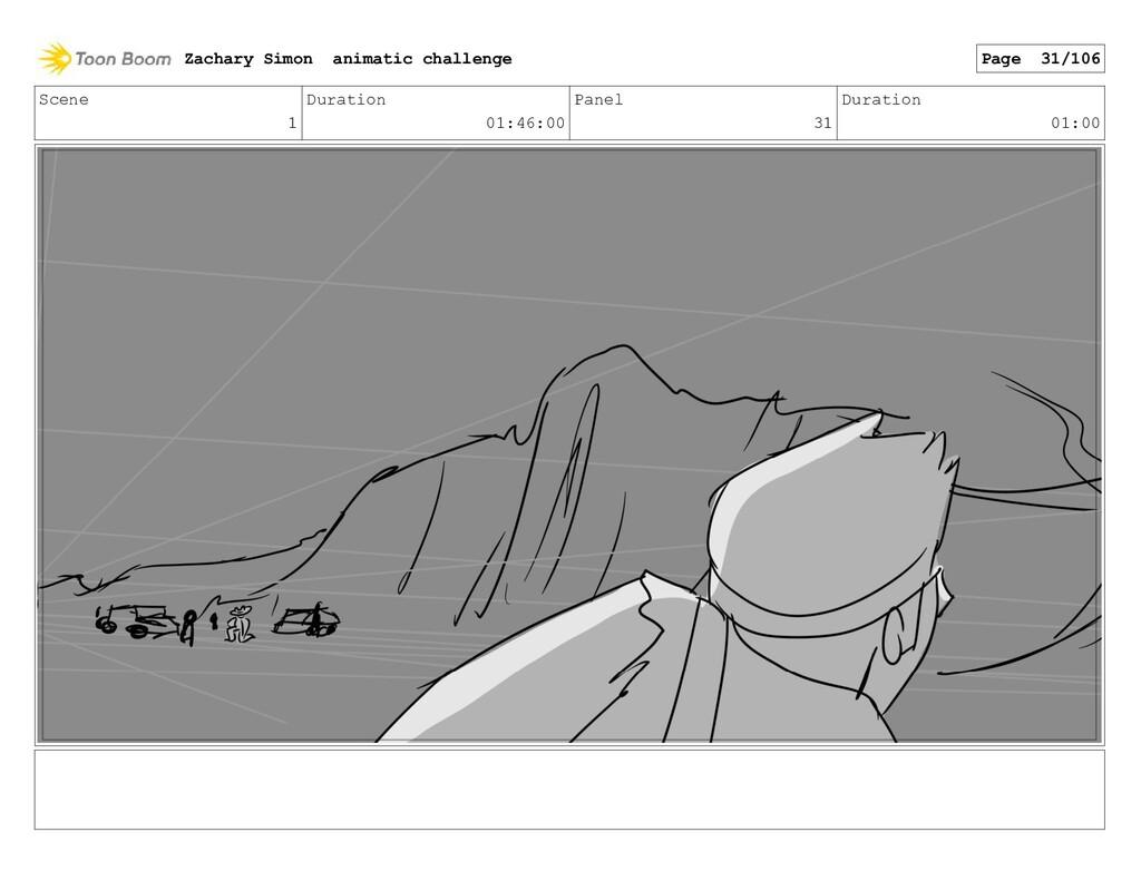 Scene 1 Duration 01:46:00 Panel 31 Duration 01:...