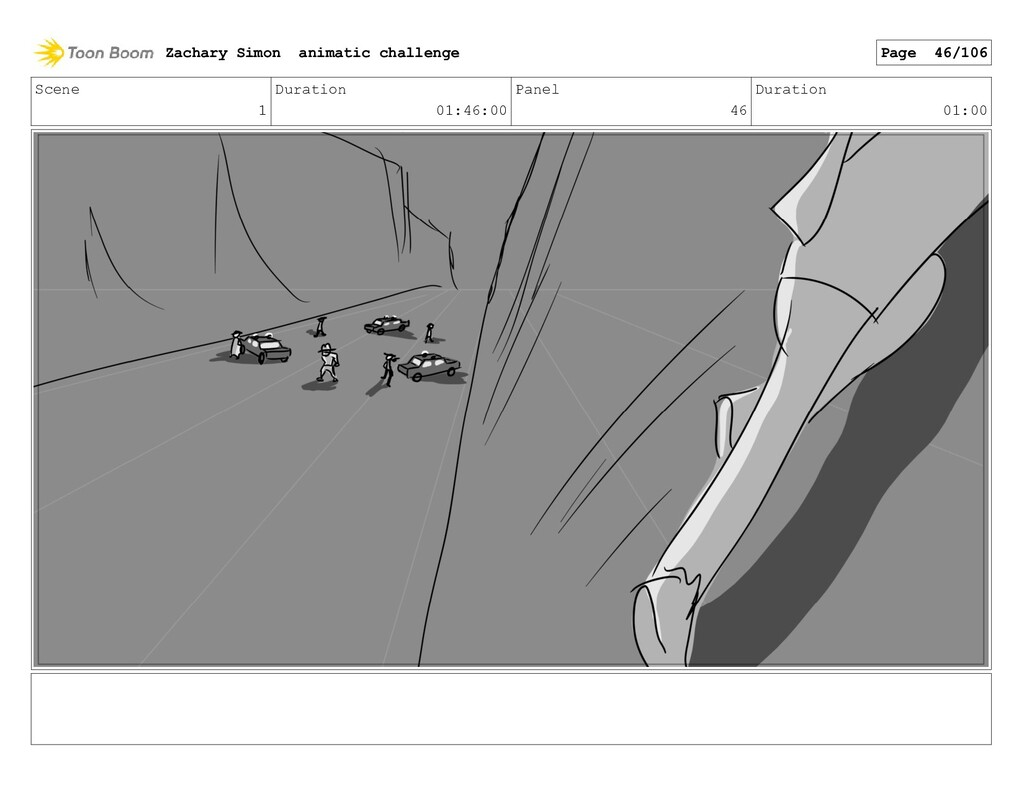 Scene 1 Duration 01:46:00 Panel 46 Duration 01:...