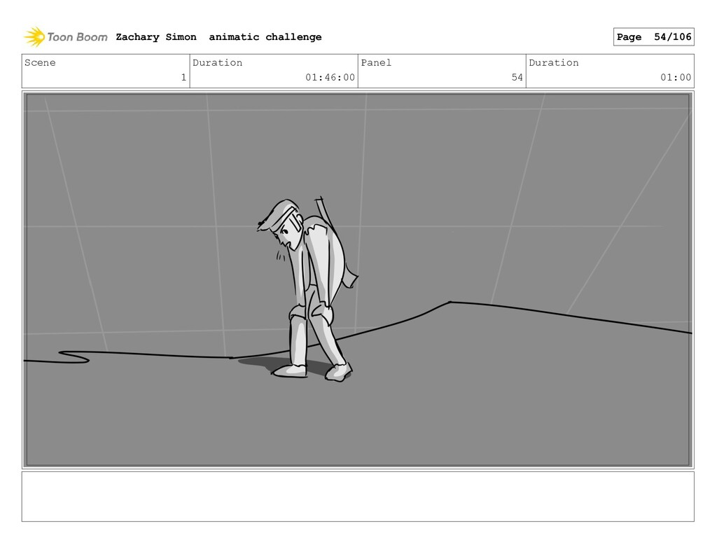 Scene 1 Duration 01:46:00 Panel 54 Duration 01:...