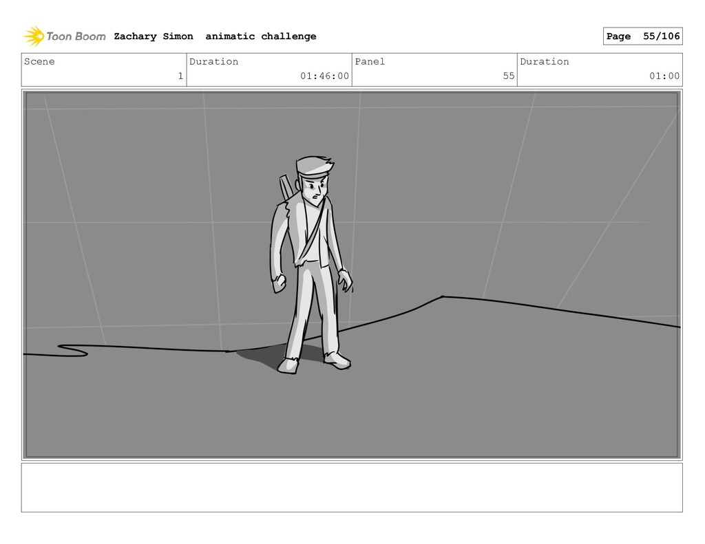 Scene 1 Duration 01:46:00 Panel 55 Duration 01:...