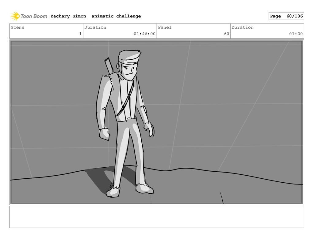 Scene 1 Duration 01:46:00 Panel 60 Duration 01:...