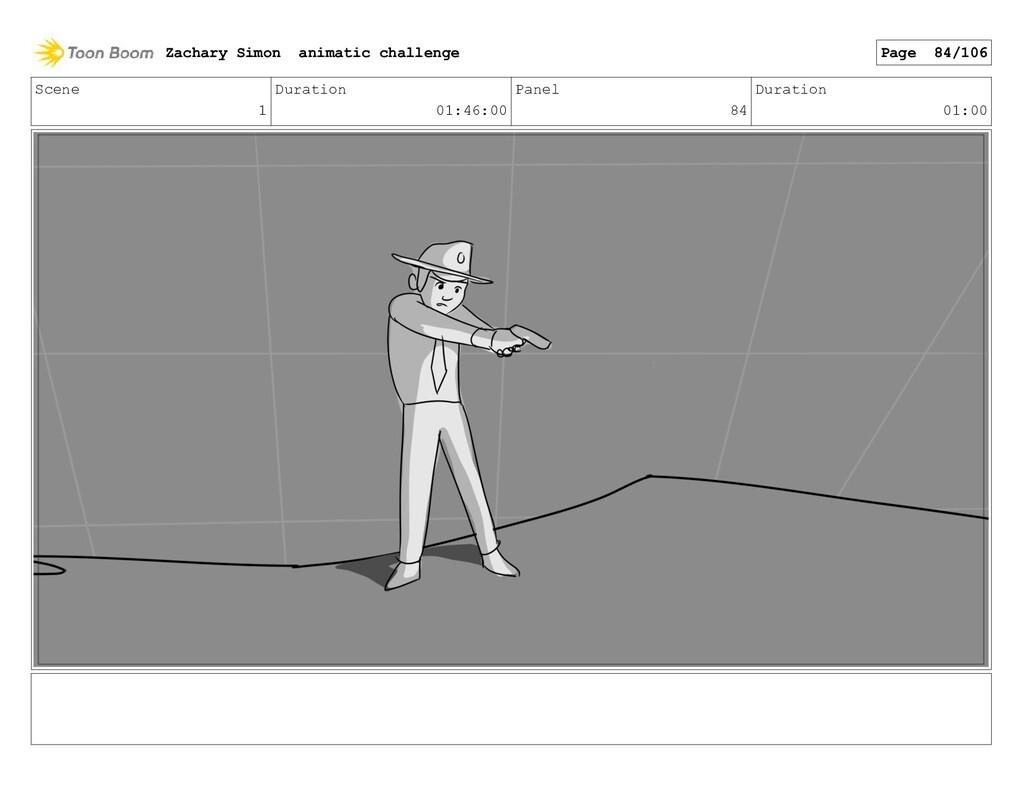 Scene 1 Duration 01:46:00 Panel 84 Duration 01:...