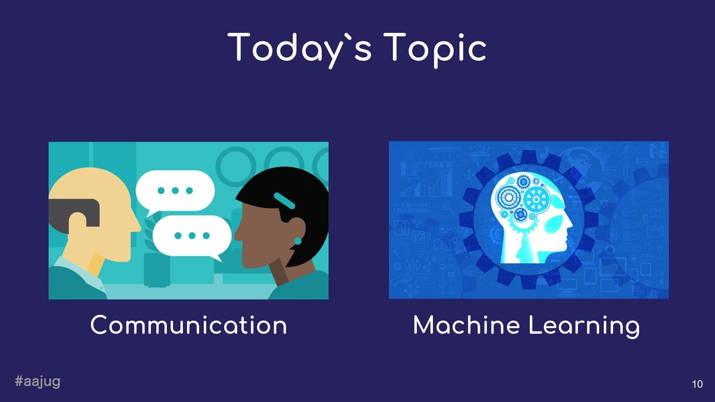 BBKVH 10 Today`s Topic Communication Machine L...