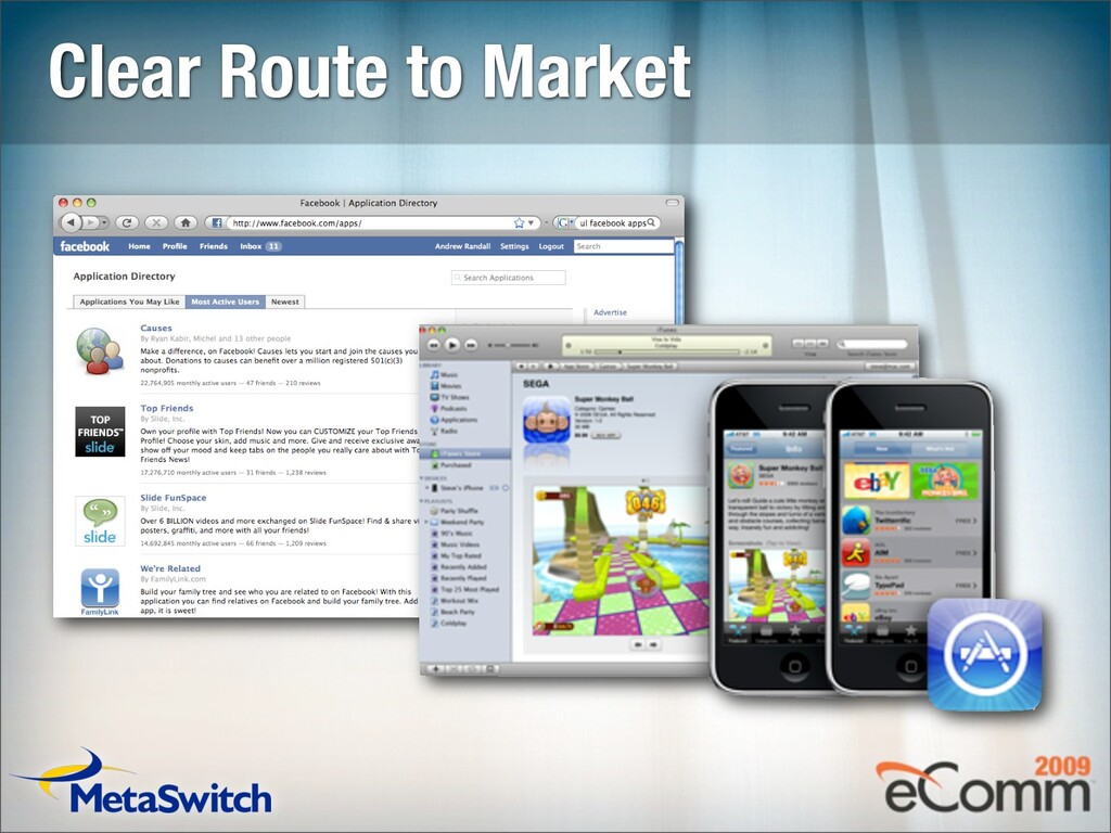 Clear Route to Market
