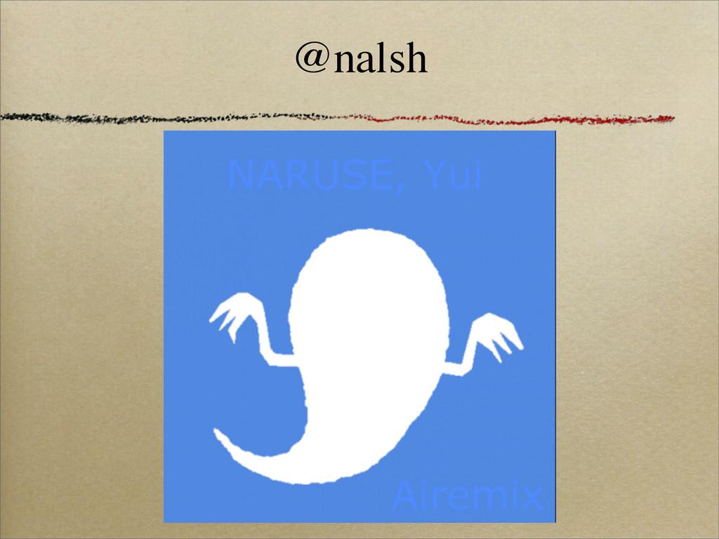 @nalsh