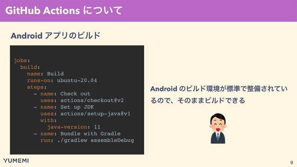 jobs :  build :  name: Buil d  runs-on: ubuntu-...