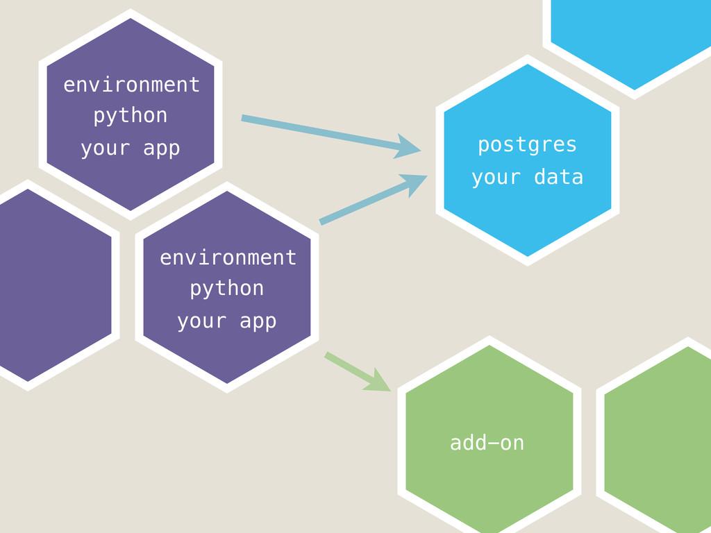 environment python your app environment python ...