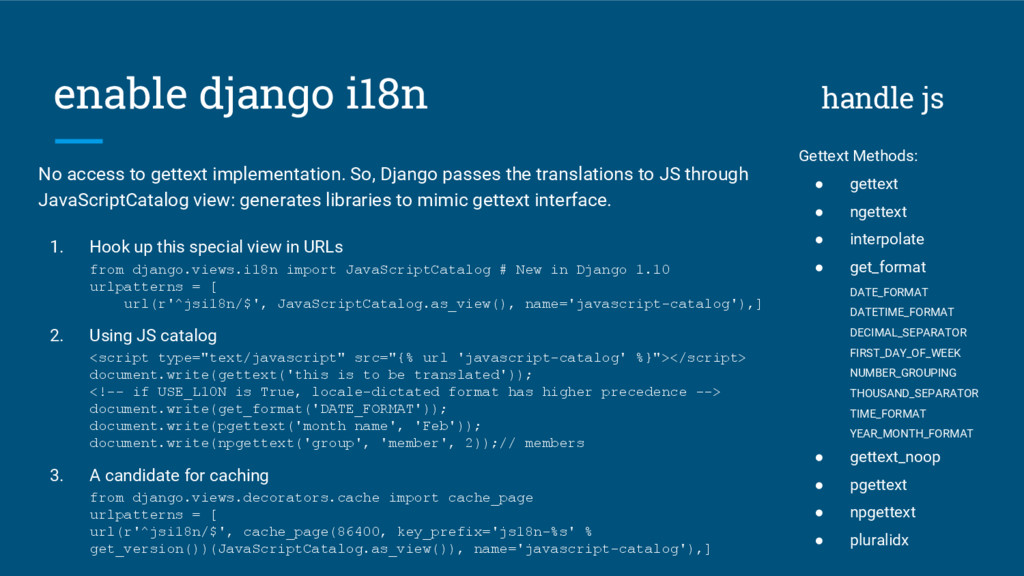 enable django i18n handle js No access to gette...