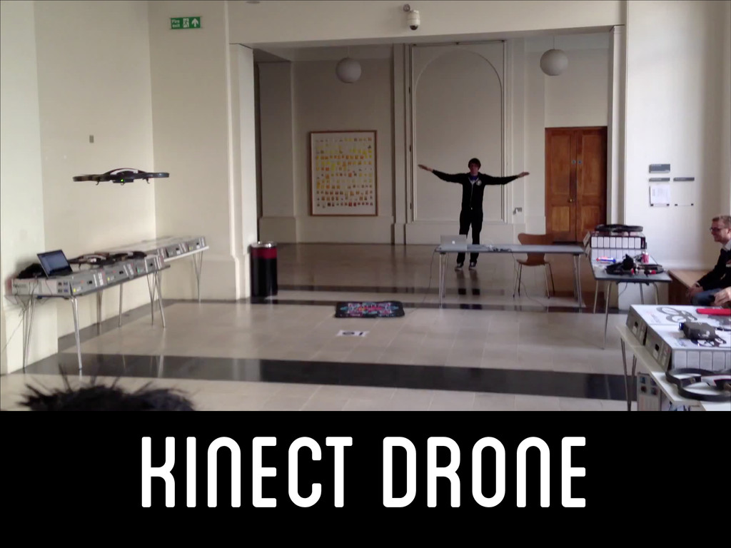 Kinect Drone
