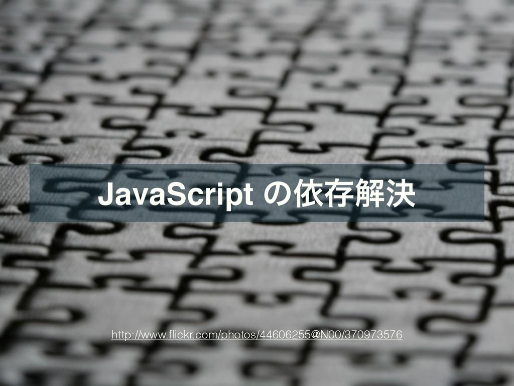 JavaScript ͷґଘղܾ http://www.flickr.com/photos/44...