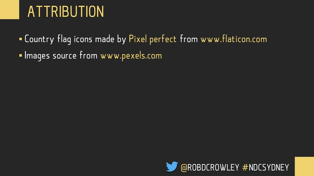 § Country flag icons made by Pixel perfect from...
