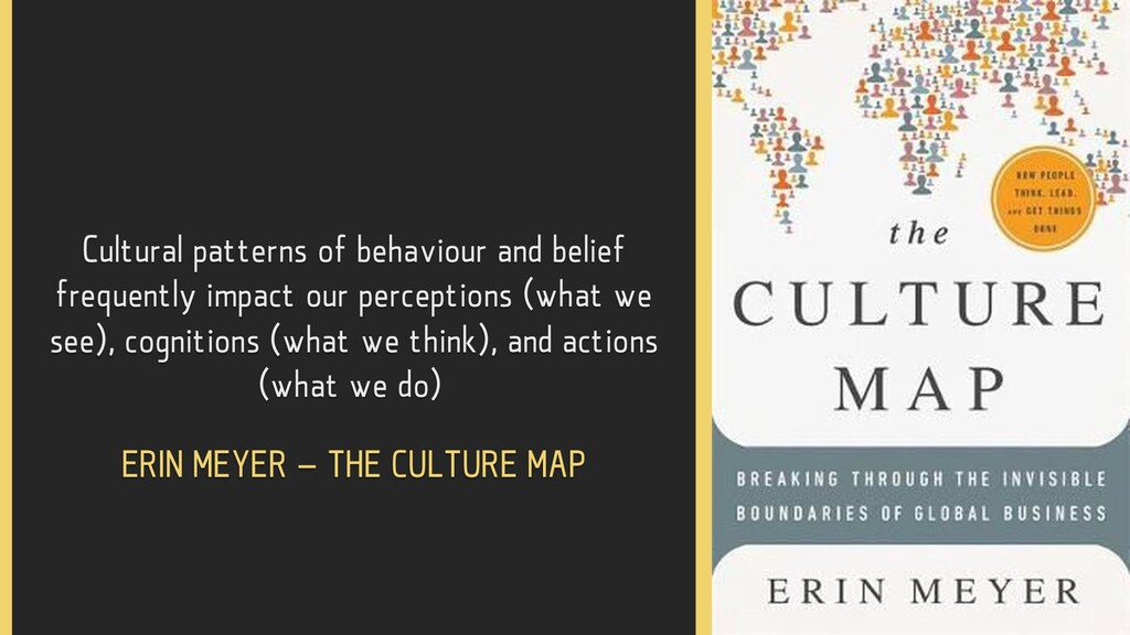 Cultural patterns of behaviour and belief frequ...