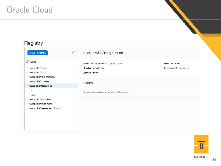 Oracle Cloud 35