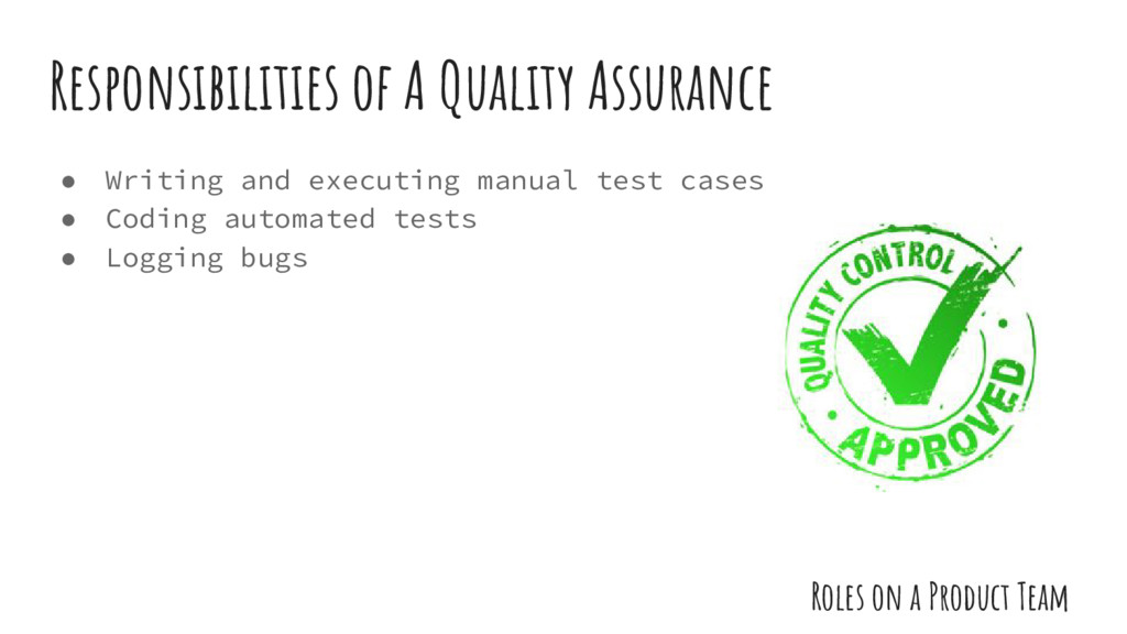 ● Writing and executing manual test cases ● Cod...